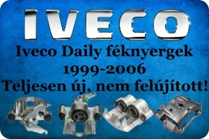 Iveco Daily S2000 féknyereg
