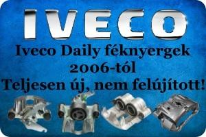 2006-2014 Iveco Daily féknyergek