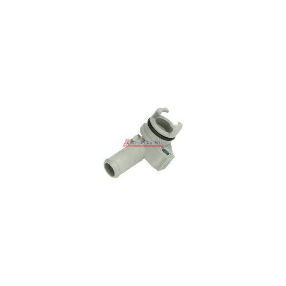 Olajhűtő termosztát csatlakozó Citroen Jumper Peugeot Boxer 2.2HDI  06- Gyári szám: 1192CG