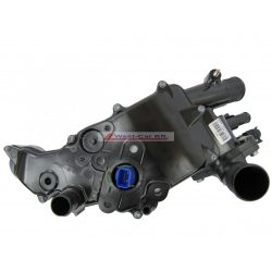 Termosztátház Fiat Ducato Citroen Jumper Peugeot Boxer 2002->  2.0-2.2HDI  BASE Gyári szám: 1336V4