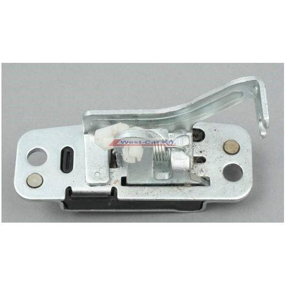 Tolóajtó felső hátsó ütköző Citroen Jumper Peugeot Boxer 06- Gyári szám:1612486980