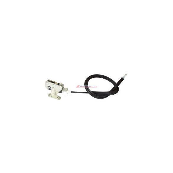 Bal hátsó alsó ajtózár Citroen Jumper Peugeot Boxer 06-  Gyári szám:1612788680