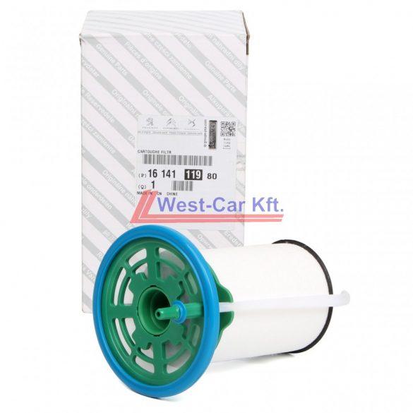 Üzemanyagszűrő Citroen Jumper Peugeot Boxer 2.0HDI  15- BLUE HDI Gyári szám:1614111980