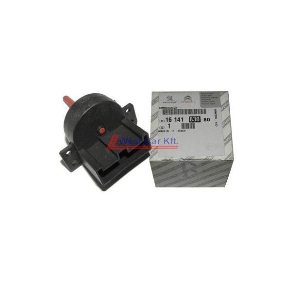 Fűtőmotor kapcsoló Citroen Jumper Peugeot Boxer 06- Gyári szám:1614183080