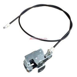 Bal hátsó felső zár összekötővel Citroen Jumper Peugeot Boxer 06- Gyári szám:1616405680 , 1612607180