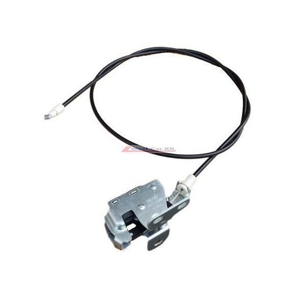 Bal hátsó felső zár összekötővel Citroen Jumper Peugeot Boxer 06- Gyári szám: 1616405680
