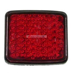 Hátsó lökhárító fényvisszaverő Citroen Jumper Peugeot Boxer JUM/BOX 06- Gyári szám:1617417980