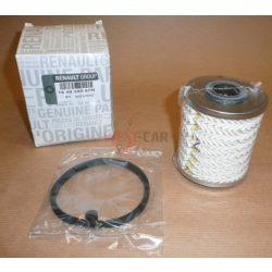 2010-> Renault Master, Opel Movano 2.3 üzemanyagszűrő Gyári szám: 164039587R (87 mm magas)
