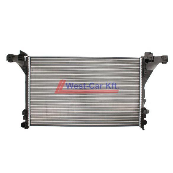 2010-> Renault Master Opel Movano Nissan NV400 vízhűtő Gyári szám: 214106091R