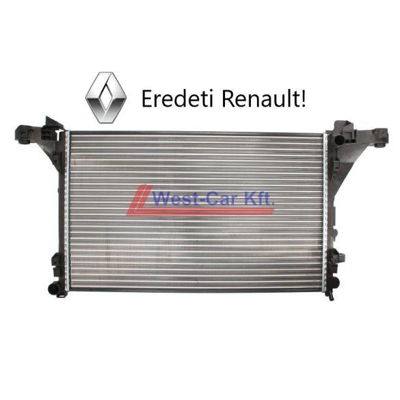 2010-> Renault Master Opel Movano Nissan NV400 vízhűtő Gyári szám: 214108535R