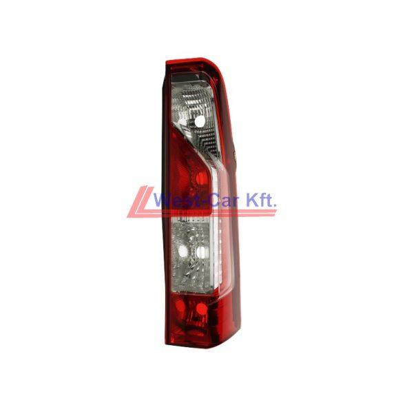 Renault Master Opel Movano Nissan NV400 JOBB hátsó lámpa Gyári szám: 265500023R