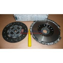 2010-> Master, Movano, NV400 Original new clutch set for rear wheel drive