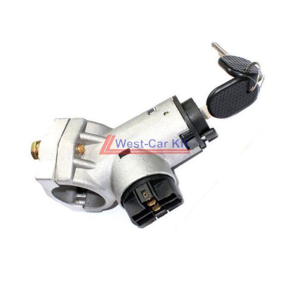 1994-2002 Ducato gyújtáskapcsoló 2 kulccsal Gyári szám: 46421642