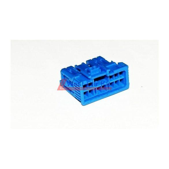 Iveco Daily kormánykapcsoló elektronika csatlakozó (kék) gyári alkatrész