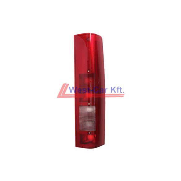 Iveco Daily 2000-2006 jobb hátsó lámpa dobozos kivitelhez