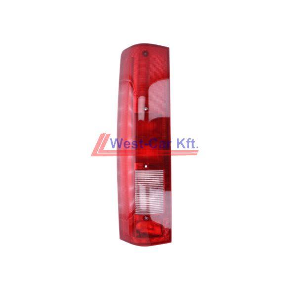 Iveco Daily 2000-2006 Bal hátsó lámpa dobozos kivitelhez