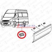 2000-2006 Iveco Daily oldal díszléc rögzítő patent fehér Gyári szám: 500327000