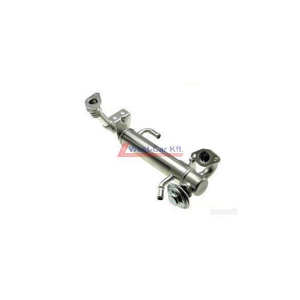 Iveco Daily 2.3 HPi EGR hűtő (henger alakú) Gyári szám: 504178568