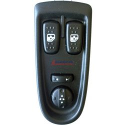 Iveco Daily original left window switch 2006-2012