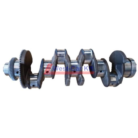 Iveco Daily 2.3 Euro 6 főtengely (aluminium csapágyfedél) Gyári szám: 5801846065