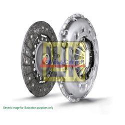 2001->  Renault Trafic Opel Vivaro 1.9 Dci kuplungszett LUK 240mm Gyári szám: 7701476834
