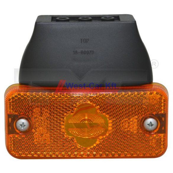 Szélességjelző lámpa Citroen Jumper Peugeot Boxer/ 06- Gyári szám: 6303A1