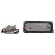Rendszámtábla világítás lámpatartó Citroen Jumper Peugeot Boxer 06- Gyári szám: 6350AX