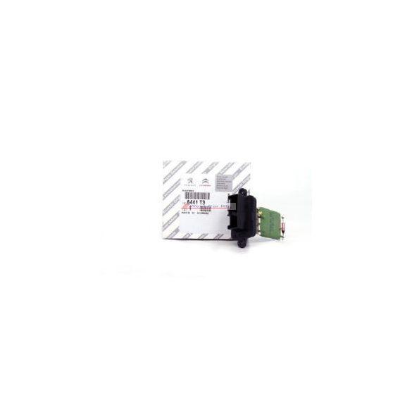 Fűtőmotor ellenállás Citroen Jumper Peugeot Boxer 02-  Gyári szám: 6441T3
