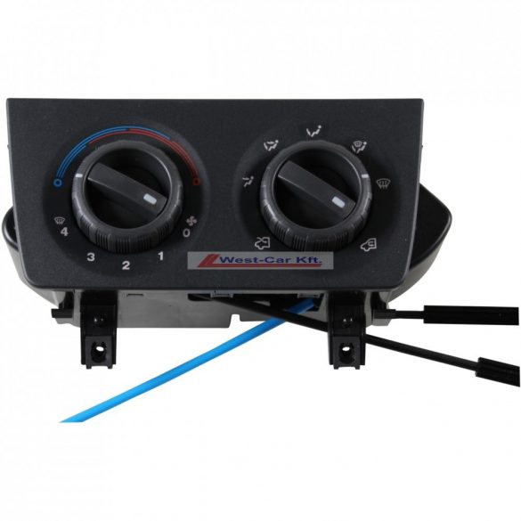 Fűtéskapcsoló klíma nélküli Citroen Jumper Peugeot Boxer 06- Gyári szám: 6451YH