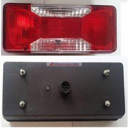 2006-> Iveco Daily JOBB hátsó komplett lámpa alvázas gépjárművekhez