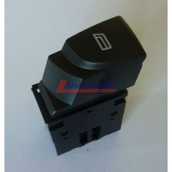 Ducato, Boxer, Jumper driverside, Operating the driver side window switch 2002-2006