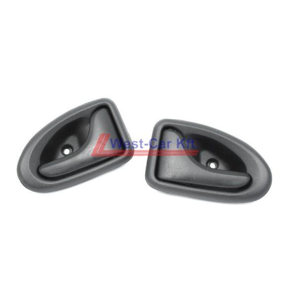 2001-> Renault Trafic Opel Vivaro belső kilincs készlet Jobb + Bal Gyári szám: 7700423707