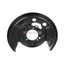 2006-tól Ducato Jumper Boxer Jobb hátsó féktárcsa porvédő lemez Gyári szám: 77364018