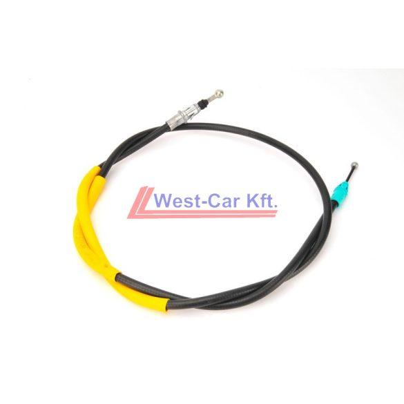 2001-2014 Renault Trafic Opel Vivaro gyári (Renault) Jobb kézifékkötél gyári szám: 8200263821