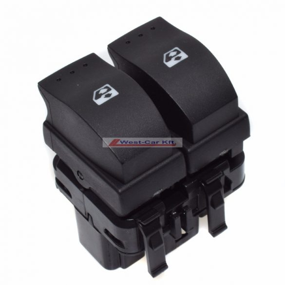 aftermarket from 2002 Trafic, Megane Clio, Laguna, Master window switch