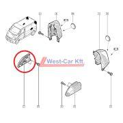 2001-> Renault Trafic Opel Vivaro gyári (Nissan) tolóajtó mögötti díszléc Gyári szám: 8200020538