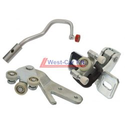 1994-2002 Ducato, Jumper, Boxer sliding door roller SET