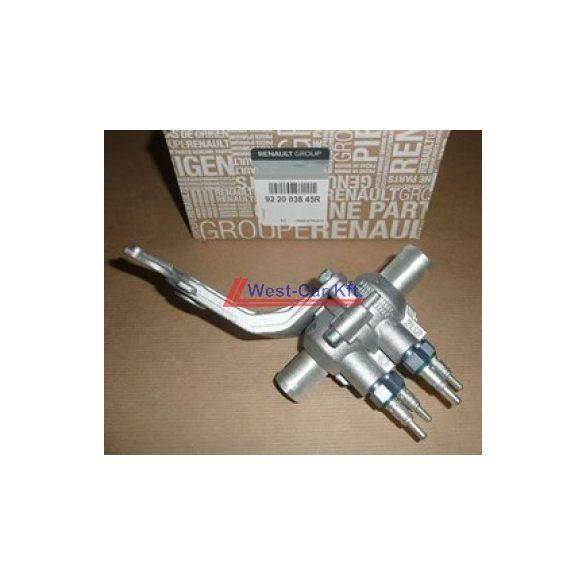 2001-> Renault Trafic Opel Vivaro Gyári (Renault) hűtővíz kiegészítő fűtés Gyári szám: 922003845R