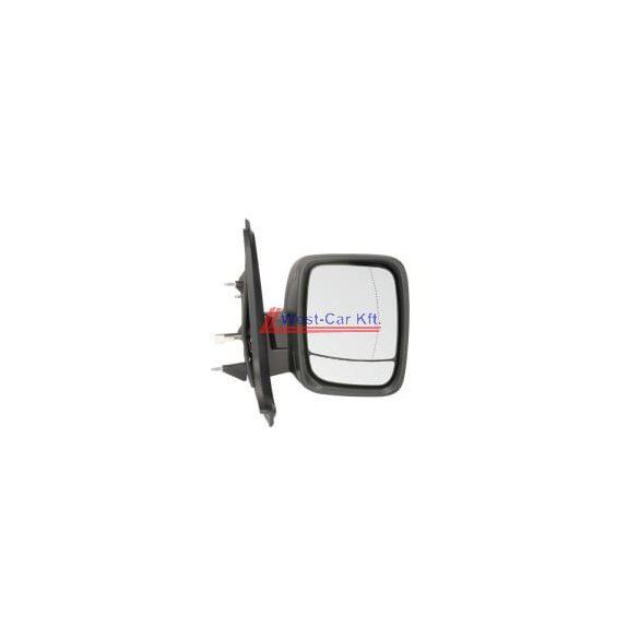 2014-> Renault Trafic Opel Vivaro Fiat Talento jobb első külső tükör Gyári szám: 963019124R