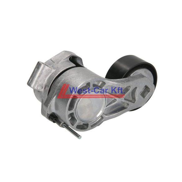 Ékszíjtárcsa Feszítő kar Citroen Jumper Peugeot Boxer 2.2HDI  06- Gyári szám: 9658142780