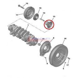 crankshaft gearshift Citroen Jumper Peugeot Boxer 2.2HDI  06- original number:9675778480