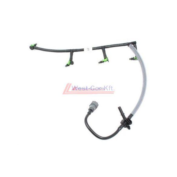 Résolaj cső Citroen Jumper Peugeot Boxer 2.2HDI  12- Gyári szám:9801197080