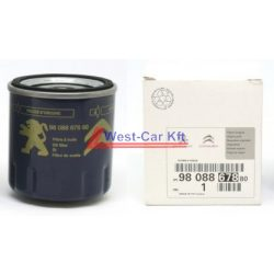 Olajszűrő Citroen Jumper Peugeot Boxer 2.2HDI  13- Gyári szám:9808867880