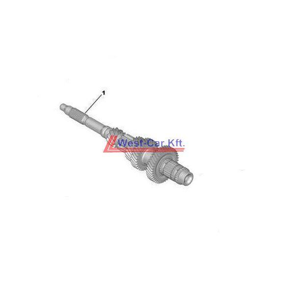 Sebességváltó tengely Citroen Jumper Peugeot Boxer 2.2HDI 06- Gyári szám: 9820458380