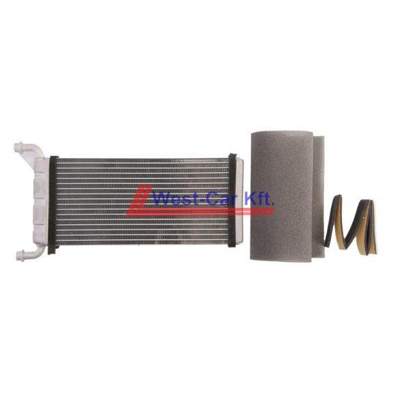 2006-> Mercedes Sprinter fűtőradiátor / belső tér fűtés hőcserélő Gyári szám: A0038358901
