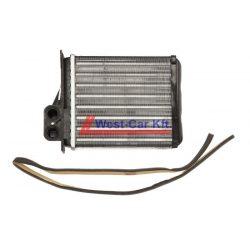 2006-> Mercedes Sprinter fűtőradiátor / belső tér fűtés hőcserélő Gyári szám: A0038359001 2E0819017D
