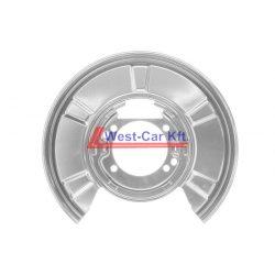 2006-> Sprinter féktárcsa porvédő lemez szimplakerekes Jobb=Bal Gyári szám: A9064230420