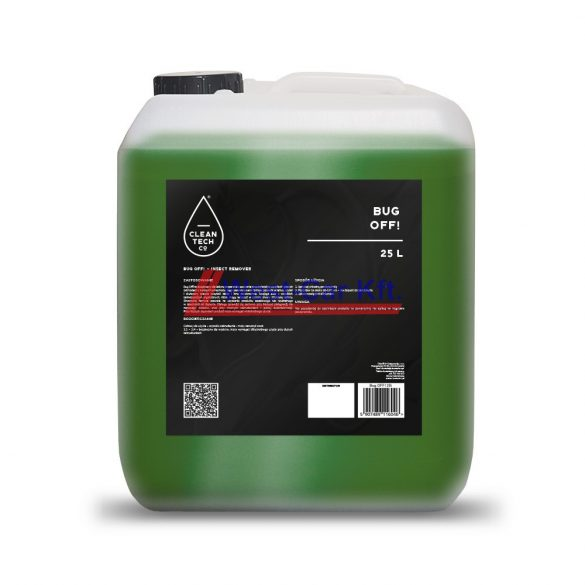 BUG OFF! - Rovareltávolító 25L Cleantech Co