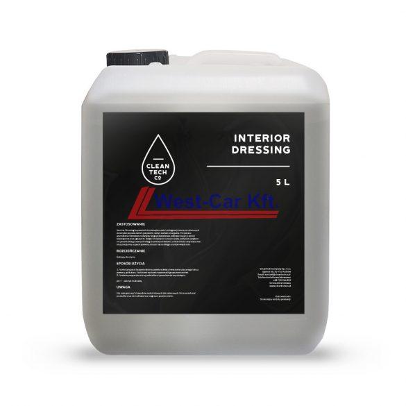 Interior Dressing - Legyen új az autó belsőtere! 5L Cleantech Co