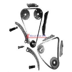 2006-> Ducato Jumper Boxer Daily 3.0 Jtd / Hpi / Hdi vezérműlánc készlet komplett GYÁRI!
